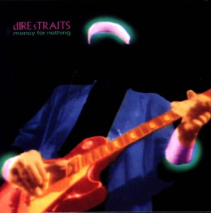 Dire Straits Money For Nothing compilation album (1988)