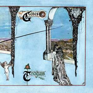 Genesis Trespass album (1970)