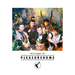 Frankie Goes To Hollywood's Welcome To The Pleasure Dome album (1984)